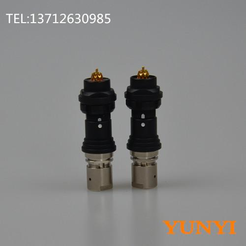 供应微圆形高密度电连接器 1