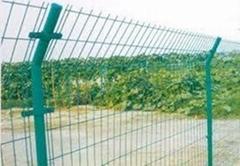 供應質優價廉雙邊絲護欄網