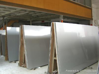 镜面316不锈钢板 2