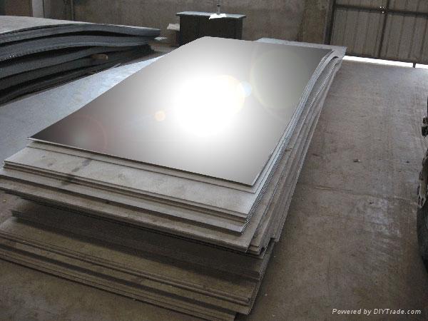 镜面316不锈钢板 4