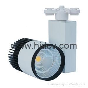 20W high quality CREE COB LED Track Light 1