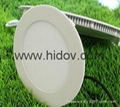 18W Round LED panel light hot selling