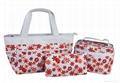Avon Cosmetic  bag /tote  beauty bag