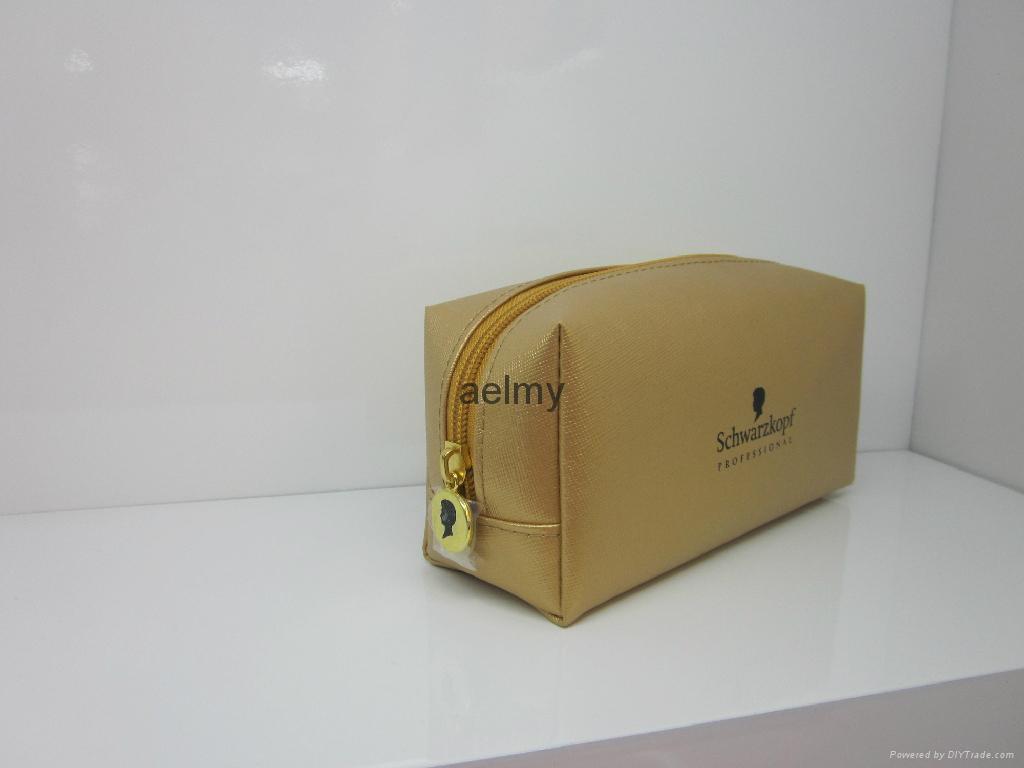 Schwarzkopf  cosmetic bag / zipper bag  2