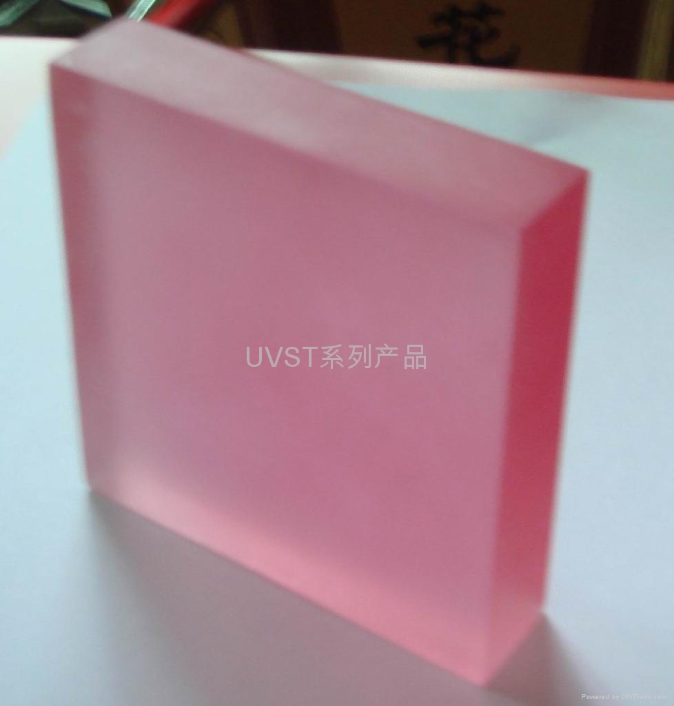 High quality acrylic/PMMA sheet 2