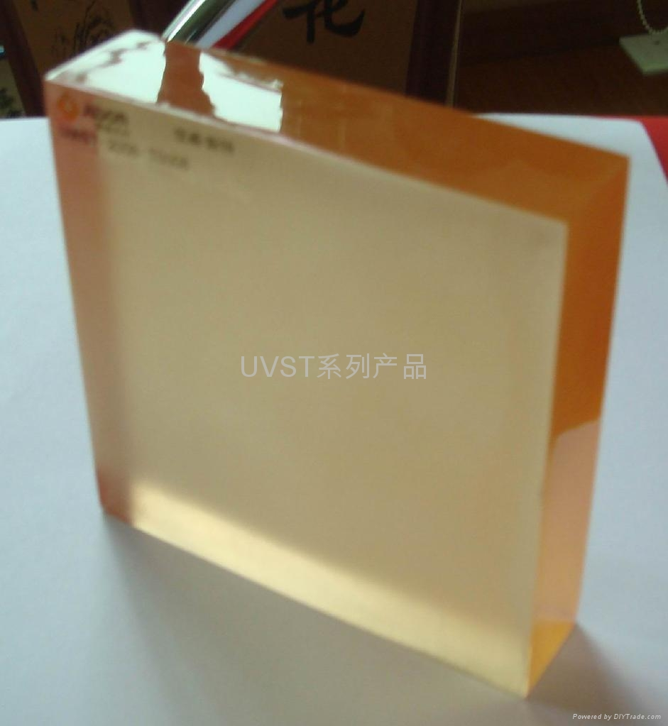 High quality acrylic/PMMA sheet 4