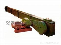 木屑型埋刮板輸送機