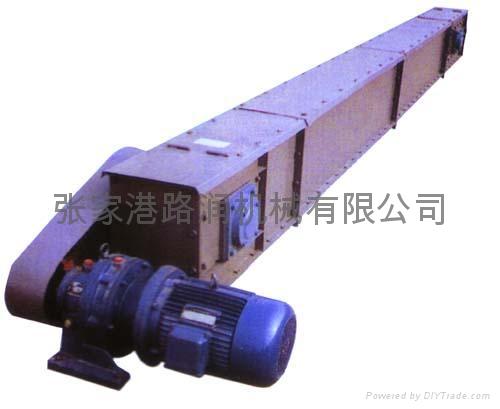 氣密型埋刮板輸送機 1