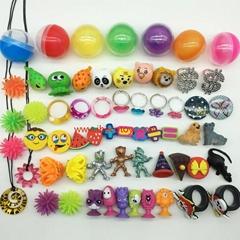 Capsule toys