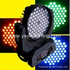 72*4W TRI in 1 LED Moving Head Wash 288W