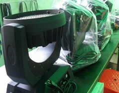 RGBW LED Moving head wash108pcs*3W manufacturer