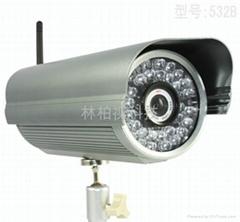 防水型百万高清网络摄像机