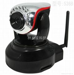 林柏視-W536網絡攝像機