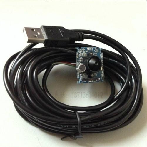 林柏視S908高清工業攝像頭 5