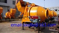 cement mixer or concrete mixer JZC350