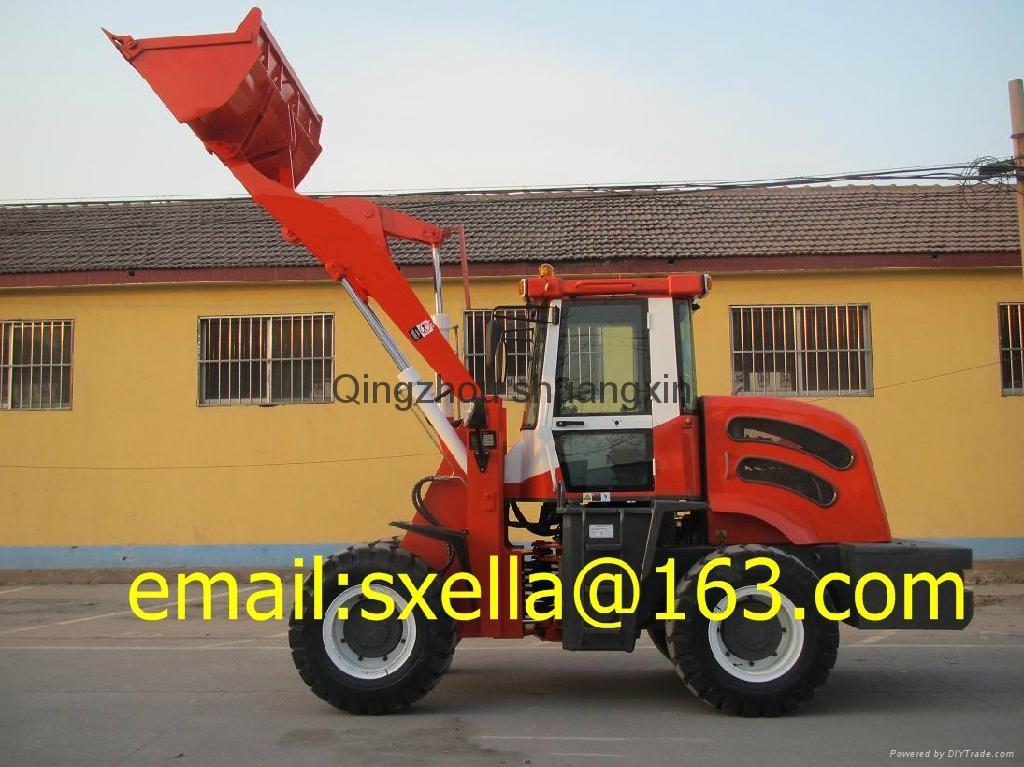 loader with Front end loader SXMW20 2