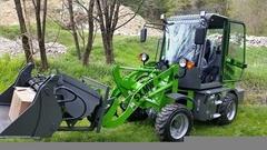 Shovel loader-for high quality SXMW