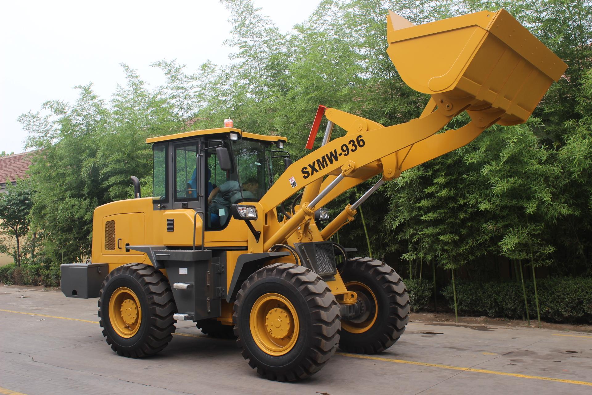 SXMW936 front loader and bucket loader for sale 1