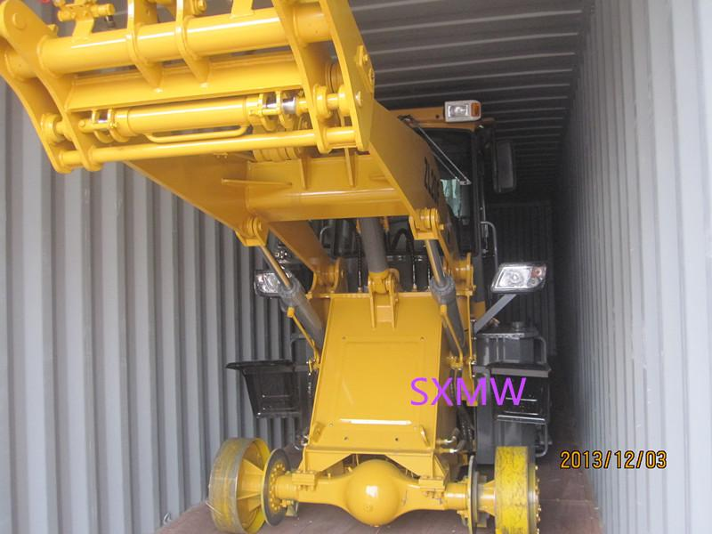 SXMW machine china loaders- SXMW18 small loader with ce 4
