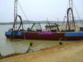 SXMW sand suction dredger