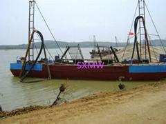 SXMW sand suction dredger