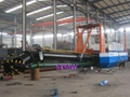 cutter suction dredger for SXMW
