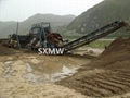 sand washing machine for sand washer