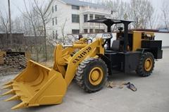 underground mining loader for SXMW20
