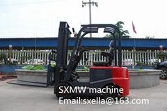 electric forklifts for rated load 500kg 1500kg 2000kg 3000kg 4000kg