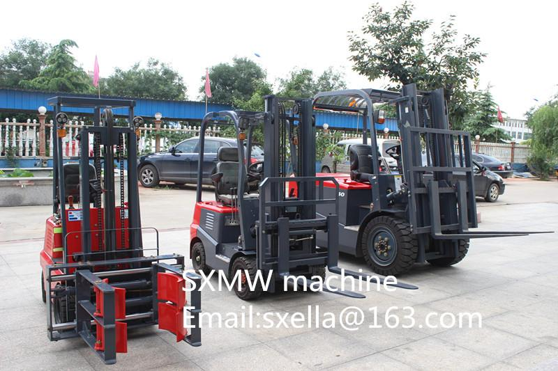 electric forklifts for rated load 500kg 1500kg 2000kg 3000kg 4000kg 2