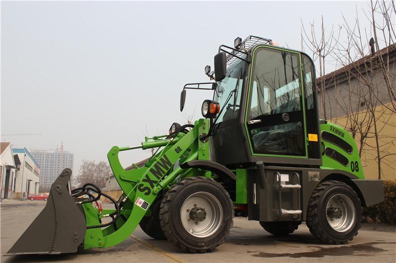 SXMW08 wheel loader