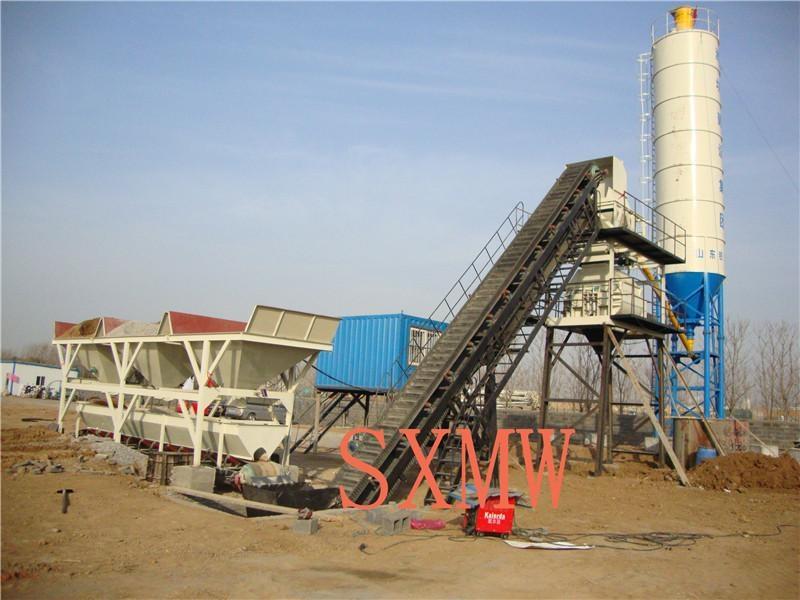 concrete batchine plant