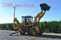 backhoe loader for SXMW30-25