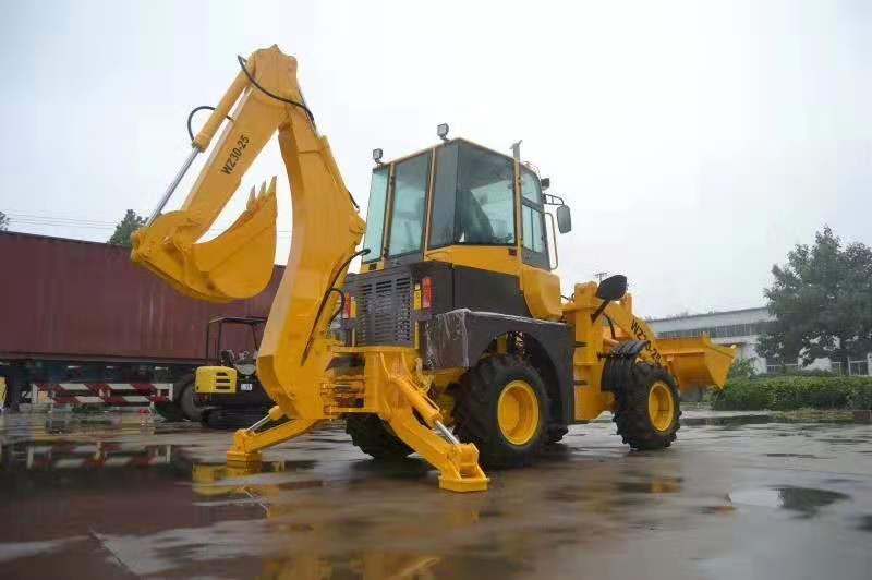 backhoe loader for SXMW30-25 3