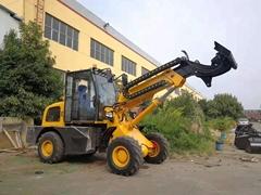 telescopic boom loader for SXMW3500