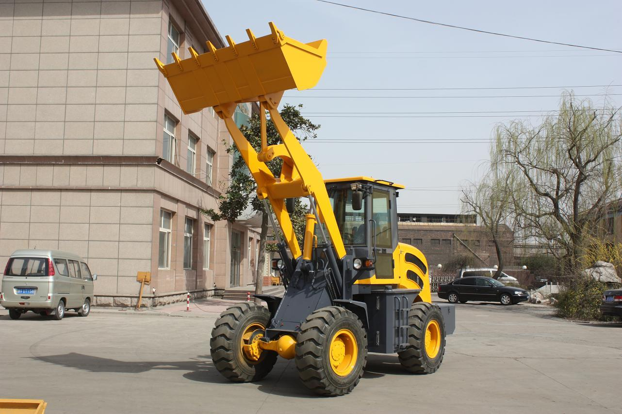SXMW machine china loaders- SXMW18 small loader with ce 3