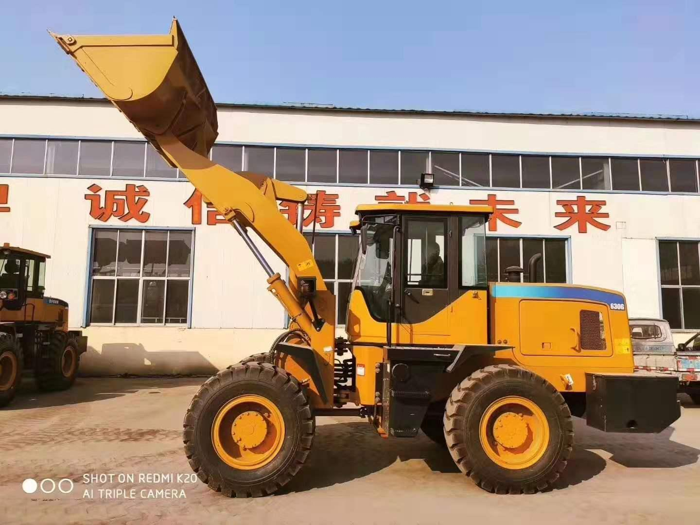 SXMW l wheel loaders l front end loader for sale 3