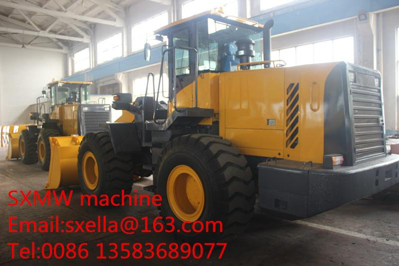 SXMW l wheel loaders l front end loader for sale 1