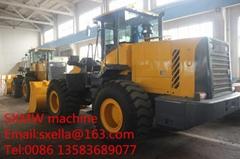 SXMW l wheel loaders l front end loader