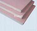 Fireproof Gypsum Board 1
