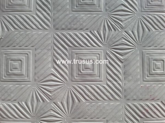 PVC Laminated Gypsum Cei