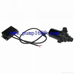China dc solar water pump