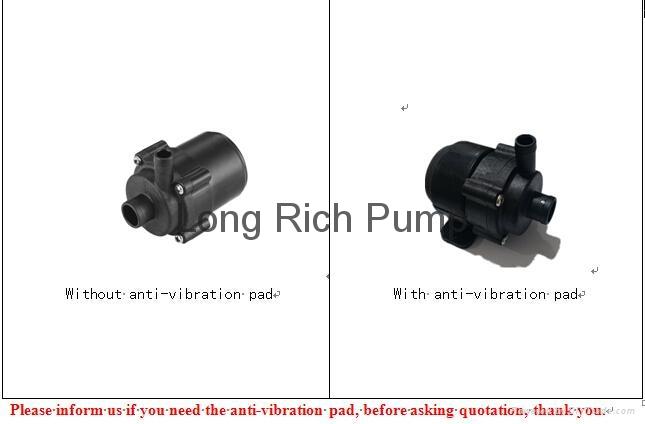brushless DC solar water pump 4