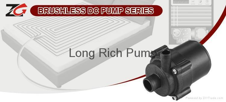 brushless DC solar water pump 3