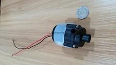 brushless DC solar water pump