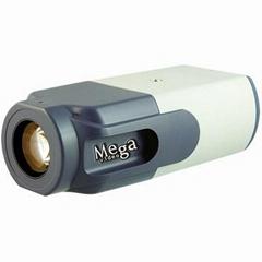 光学变焦 百万像素 高清网络摄像机