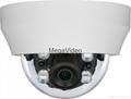 5M Pixels Realtime HDR Mini Dome IP