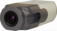 Ultra High Definition Zoom AF Box IP Camera