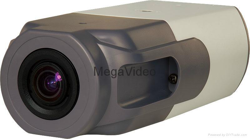Megavideo HDR Zoom AF Box IP Camera 1