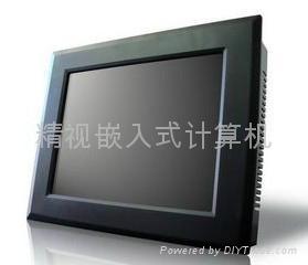 精視12寸工業平板電腦IVC-1201 1